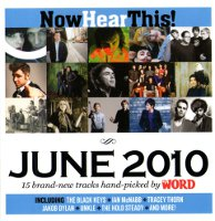 V/A feat. Harper Simon - Now Hear This! June 2010 (CD, UK) - Cover