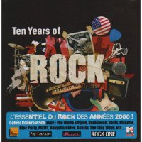 V/A feat. Coldcut / Men Without Pants / Cat Power / Heavy Trash - Ten Years of Rock Hits: 1999 - 2009 (5xCD, FRANCE) - Front