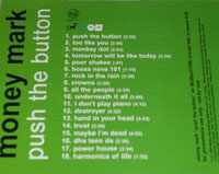 Money Mark - Push The Button [Promo] [#2] (CD, UK)