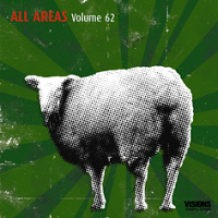 V/A feat. Heavy Trash - All Areas Volume 62 (CD, GERMANY)