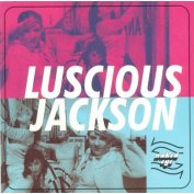 Luscious Jackson - Naked Eye [7 Track] (CD, US) - Cover