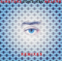 Einstürzende Neubauten - Ende Neu Remixes (CD, BELGIUM) - Cover
