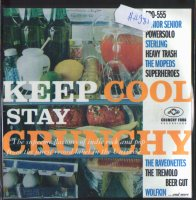 V/A feat. Heavy Trash - Keep Cool, Stay Crunchy (CD, US) - Cover
