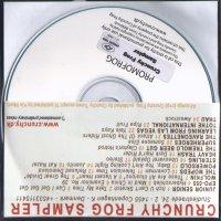 V/A feat. Heavy Trash - Keep Cool, Stay Crunchy (CD, US) - Rear