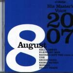His Masters Voice 2007 Vol. 8 (CD, JAPAN)