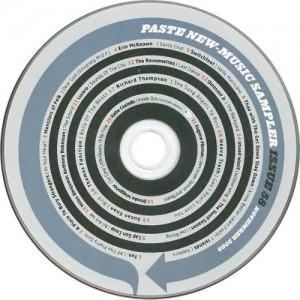 V/A feat. Heavy Trash - Paste Magazine Sampler: Issue 58 (CD, US)