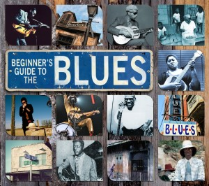 V/A feat. Heavy Trash - Beginners Guide To Blues (3xCD, UK)