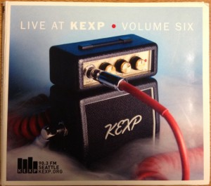 V/A feat. Heavy Trash - Live on KEXP: Volume Six (CD, US) - Cover