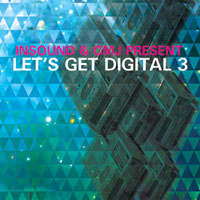 V/A feat. Tiny Masters of Today - Let's Get Digital 3 (DOWNLOAD, US) - Cover