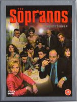 V/A feat. Jon Spencer Blues Explosion - Sopranos Complete Series 4 (4xDVD, UK) - Cover