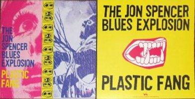 Jon Spencer Blues Explosion - Plastic Fang (POSTER, US)