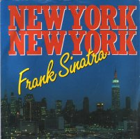 """Frank Sinatra - Theme From New York, New York (7"""", UK) - Cover"""