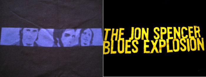 The Jon Spencer Blues Explosion - Plastic Fang (SHIRT, AUSTRALIA)