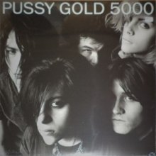 "Pussy Galore - Pussy Gold 5000 [2014] (12"", US) - Cover"