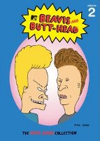 V/A feat. Jon Spencer Blues Explosion - Beavis and Butt-Head: The Mike Judge Collection: Vol. 2 (3xDVD, US)