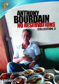 Blues Explosion! - Anthony Bourdain: No Reservations - Collection 3 (3xDVD, US)