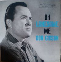 Don Gibson - Oh Lonesome Me (LP, US)