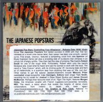 Japanese Popstars - Controlling Your Allegiance [Promo] (CD, UK) - Cover