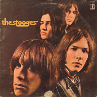 The Stooges (LP, US) - Cover
