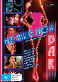 V/A feat. Heavy Trash - Girl Walks Into a Bar (DVD, AUSTRALIA)