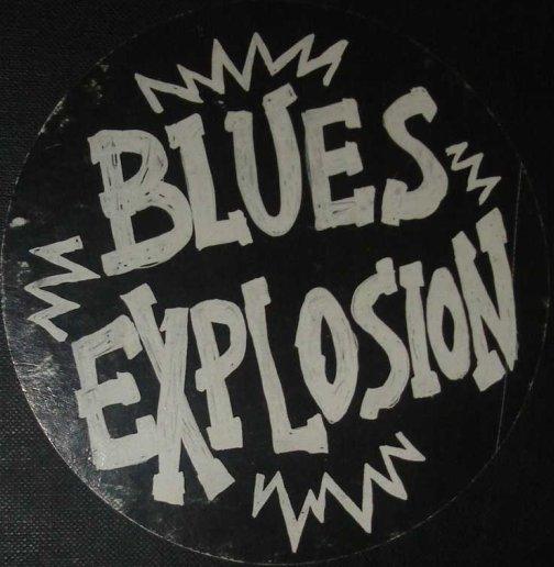 Blues Explosion - Damage (LOGO, US)