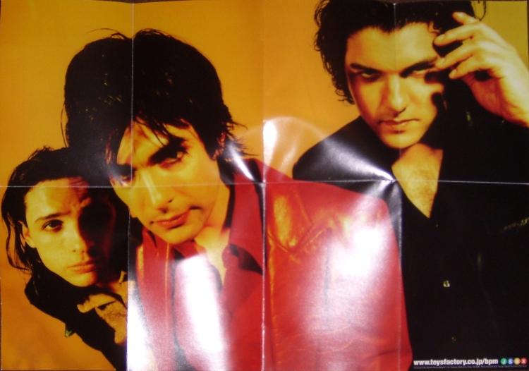 Jon Spencer Blues Explosion - Acme (FLYER/POSTER, JAPAN) - Poster