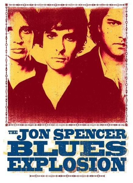 Jon Spencer Blues Explosion – Band Image (POSTER, ??)