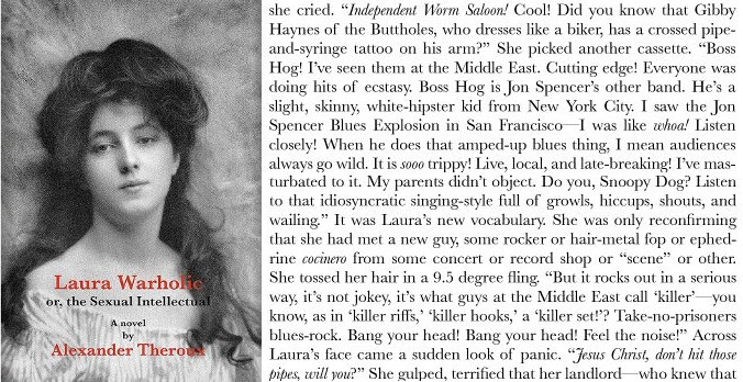 Jon Spencer Blues Explosion - Laura Warholic: Or, The Sexual Intellectual (MISCELLANEOUS, US)