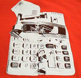 Blues Explosion - Calculator (SHIRT, US)