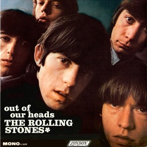 Rolling Stones - Out of Our Heads (LP, US) - Cover