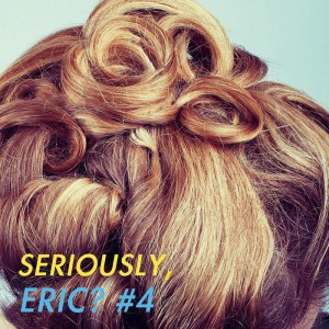 V/A feat. The Experimental Tropic Blues Band / Black Devil Disco Club - Seriously, Eric? #4 [Promo] (CD, FRANCE)