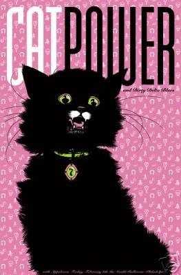 Cat Power & Dirty Delta Blues - Starlight Ballroom, Philadelphia, PA, US (8 February 2008)