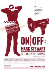 V/A feat. Jon Spencer - On/Off: Mark Stewart - From The Pop Group to The Maffia (DVD, GERMANY)