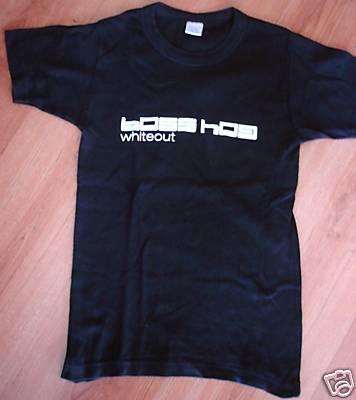 Boss Hog - Whiteout [#1] (SHIRT, US)