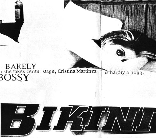 Boss Hog - Bikini: Article (PRESS, US)