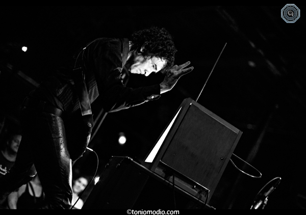 The Jon Spencer Blues Explosion - Slim's, San Francisco, CA, US (14 April 2014)