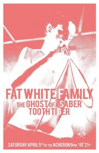 Fat White Family @ The Acheron, Brooklyn