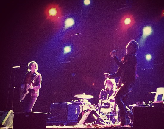 The Jon Spencer Blues Explosion - Territorios Sevilla, Seville, Spain (24 May 2014) via http://instagram.com/agreda