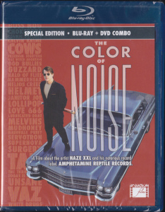 V/A feat. Boss Hog - Color of Noise (BLU RAY/DVD, US) - Cover