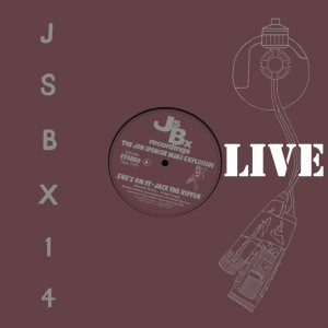 The Jon Spencer Blues Explosion - She's On It - Jack The Ripper (Live) (DOWNLOAD, US)