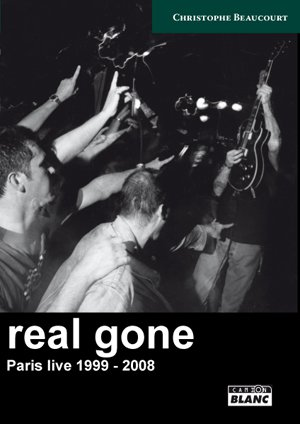 Blues Explosion / Russell Simins / 20 Miles - Real Gone (PRESS, FRANCE)