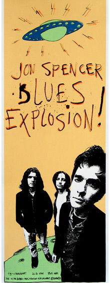 Jon Spencer Blues Explosion - 2014 Tour Dates