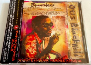 V/A feat. Jon Spencer - Otis Blackwell - Breathless: Tribute to Black Heroes in Music (CD, JAPAN)