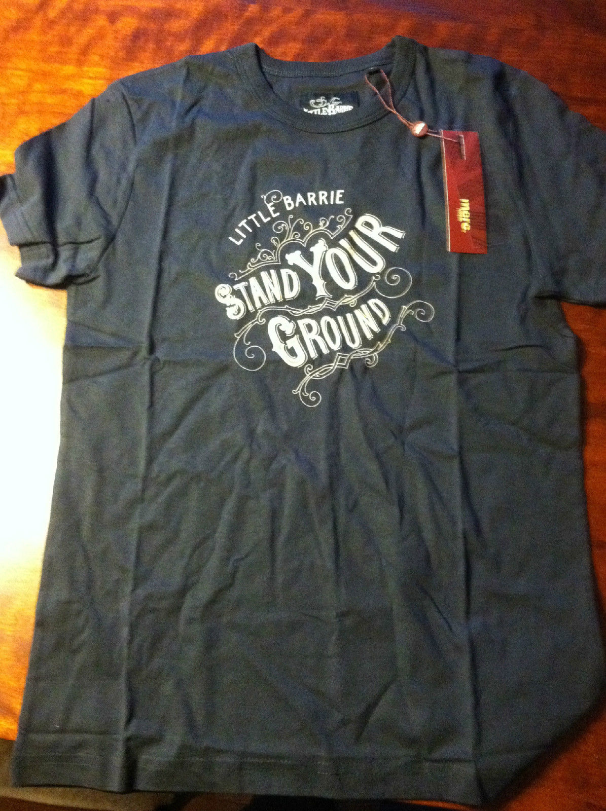 Little Barrie - Stand Your Ground (SHIRT, UK)