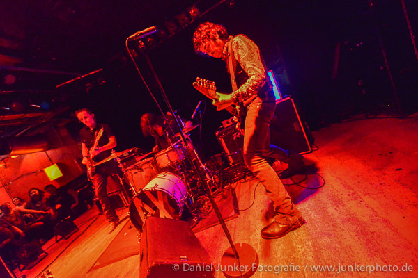 The Jon Spencer Blues Explosion - Cafe Glocksee, Hannover, Germany (24 July 2014)