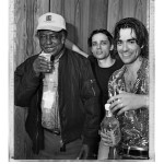 R.L. Burnside, Judah Bauer and Jon Spencer