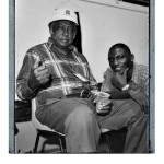 R.L. Burnside and Cedric Burnside