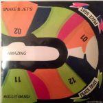 Snake & Jet's Amazing Bullit Band - Peace Boat [Promo] (CD, DENMARK)