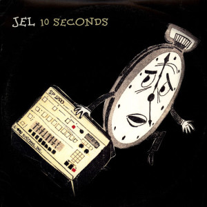 Jel - 10 Seconds (2xLP, US) - Cover