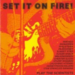 Set It On Fire! (CD, AUSTRALIA)